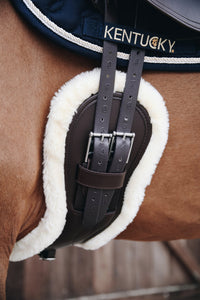 Removable Sheepskin Dressage Girth