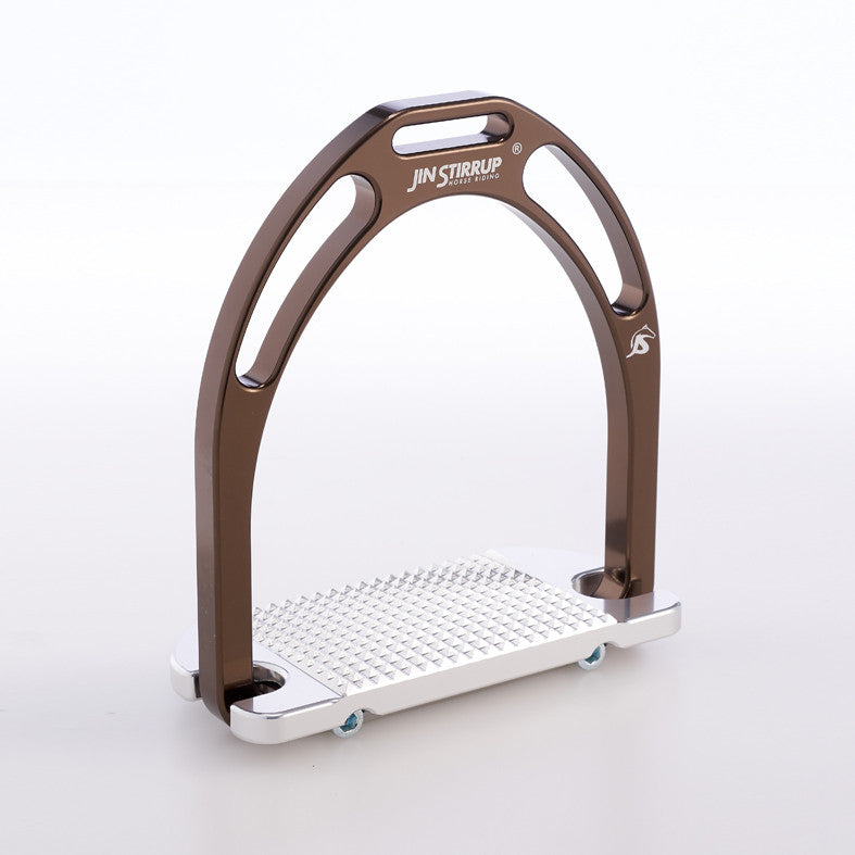 JS Kinko Stirrups Brown