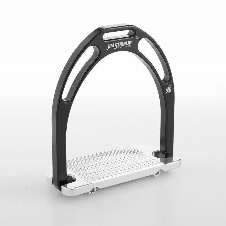 Kinko Jin Stirrups Black