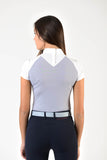 Womens Short Sleeve Show Jumping Shirt