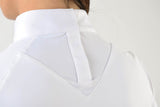 White Dressage Shirt for women