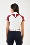 Bordeaux Ladies Show Shirt