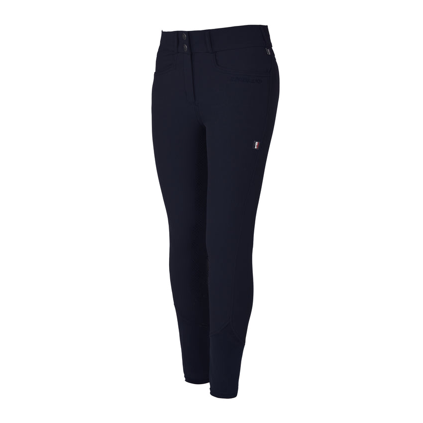 Navy Silicone Seat Breeches