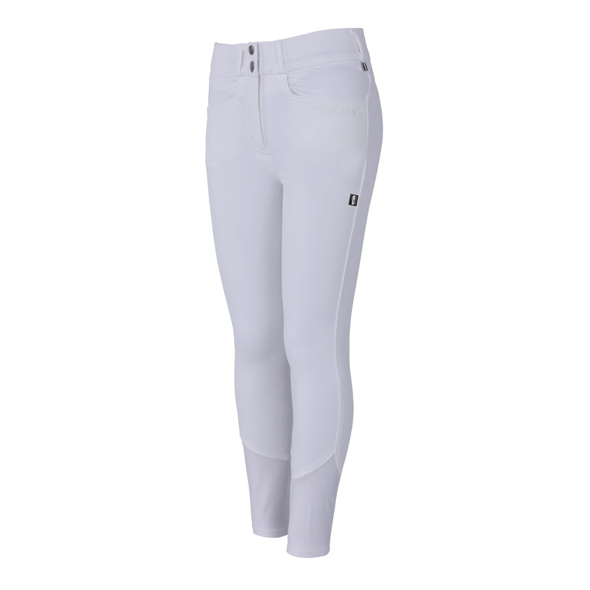 Kingsland White Competition Breeches