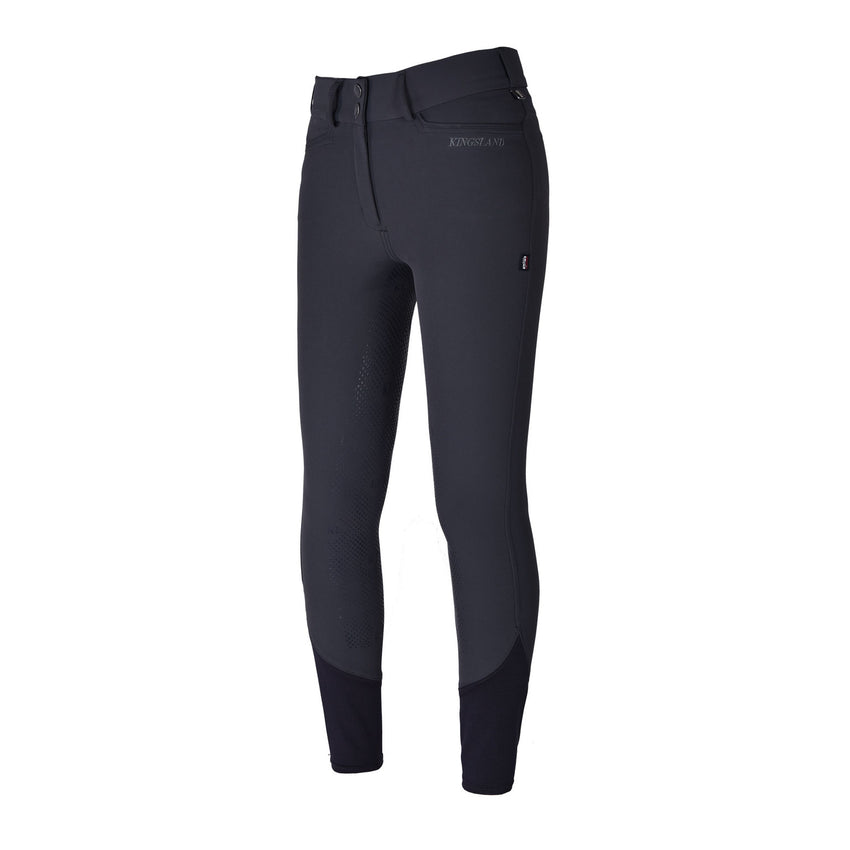 Kingsland Grey Pinstripe Breeches
