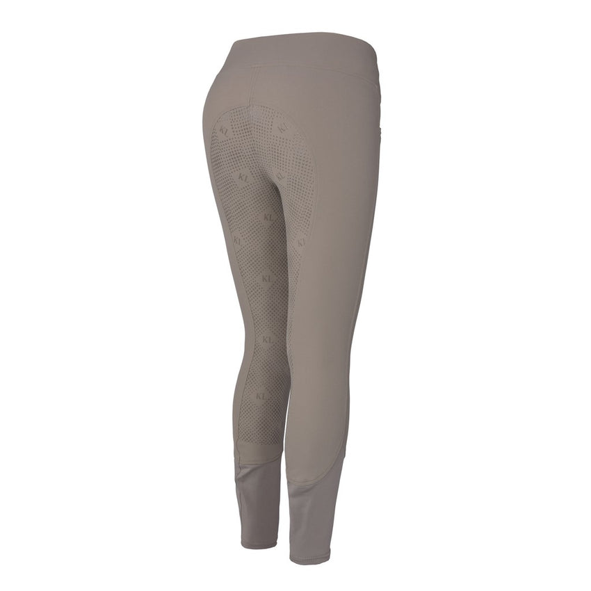 Beige Riding Leggings
