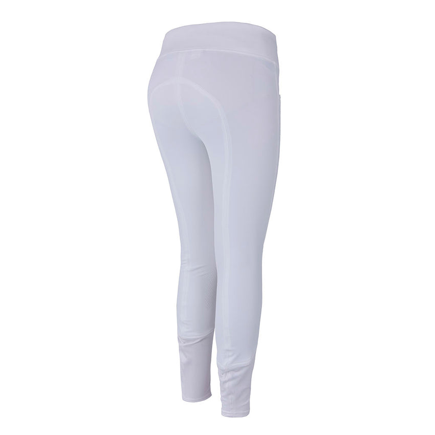 White Riding Tights