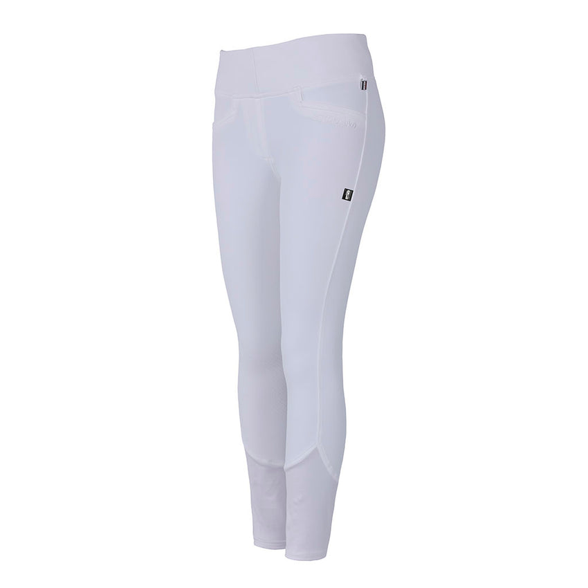 White Riding Leggings