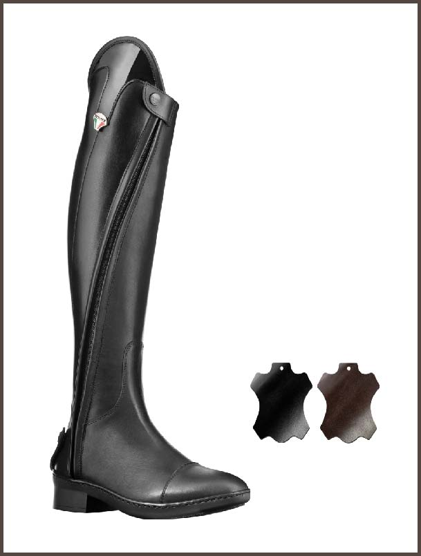 Tall Boots for Show jumping riders