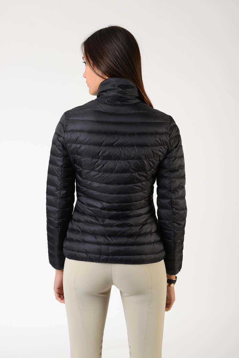 Short Riding Down Jacket