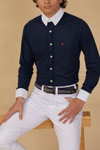Men's Navy Show Shirt