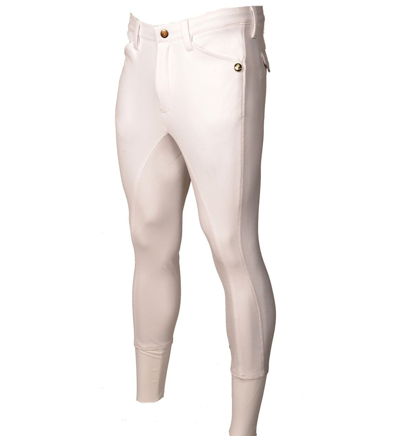 Full Silicone Seat Men's Competition Breeches