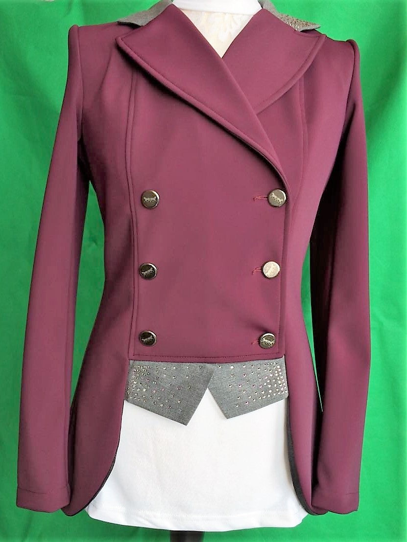 Anasta Dressage Competition Jacket