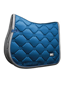 Blue Jump Saddle Pad