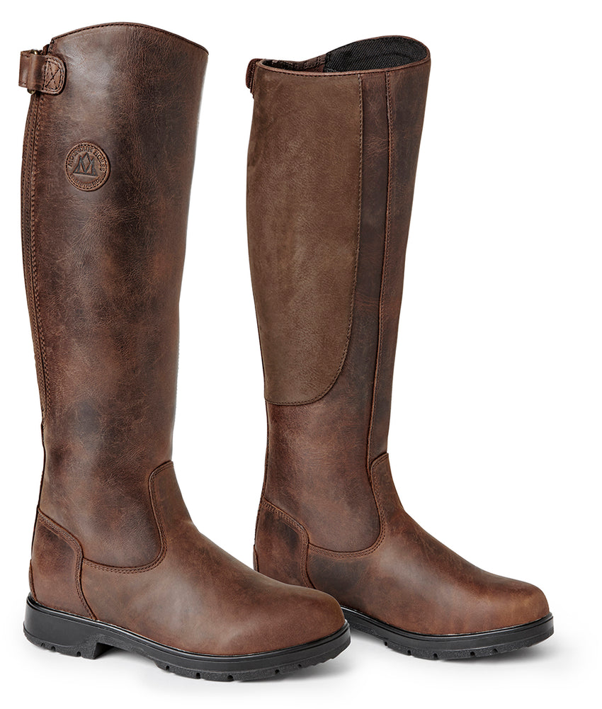 Mountain Horse Legacy Boots Brown