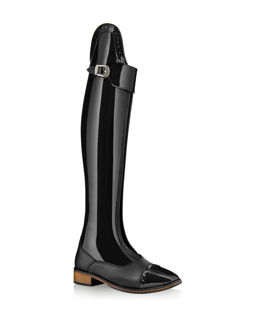 Patent Leather Dressage boots