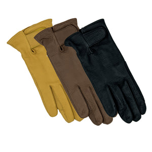 Haukeschmidt Leather Riding Gloves Oh My Deer