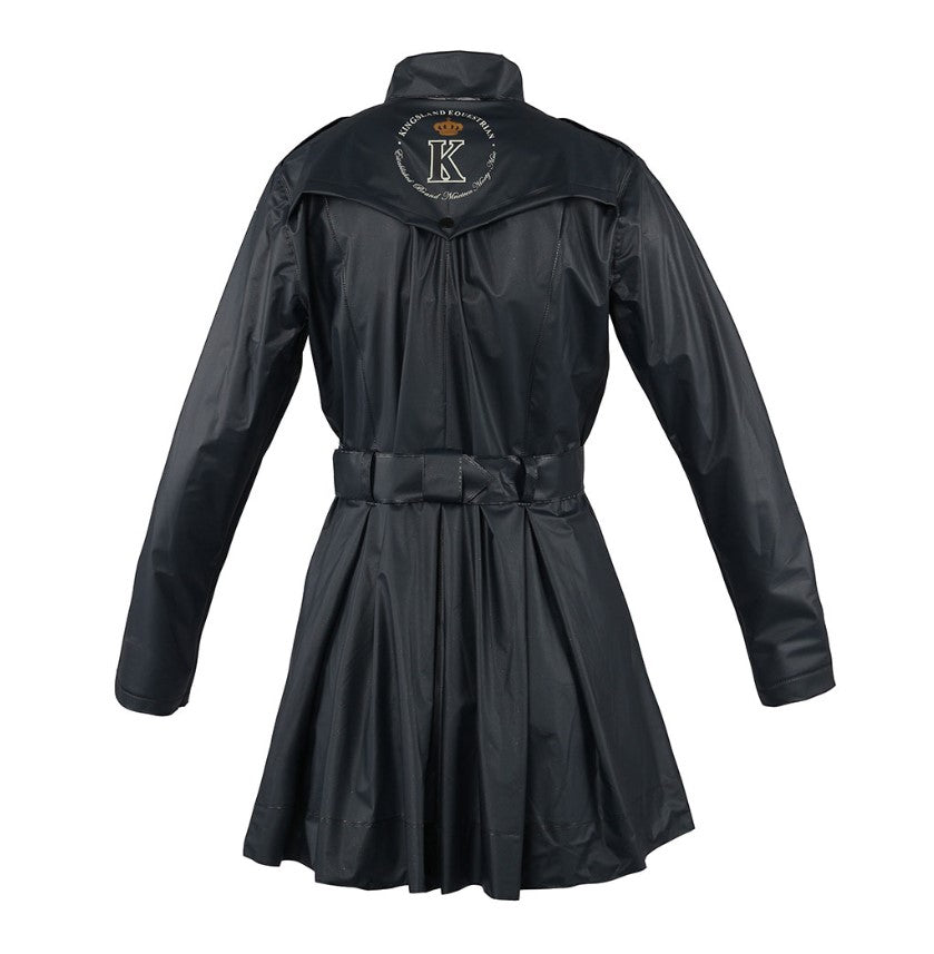 Fitted Ladies Rain Coat