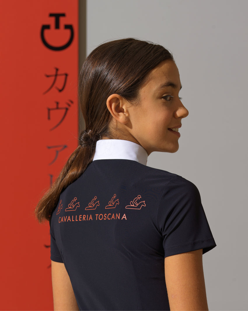 Toscana Girls Competition Shirt