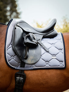 PSOS Anthracite Dressage saddle pad