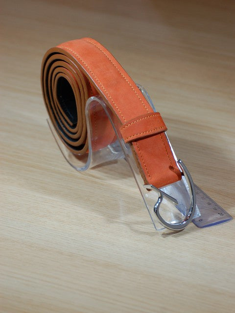 Orange Riding Belt