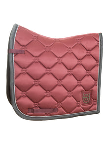 Equestrian Stockholm Rose Breeze Saddle Pad