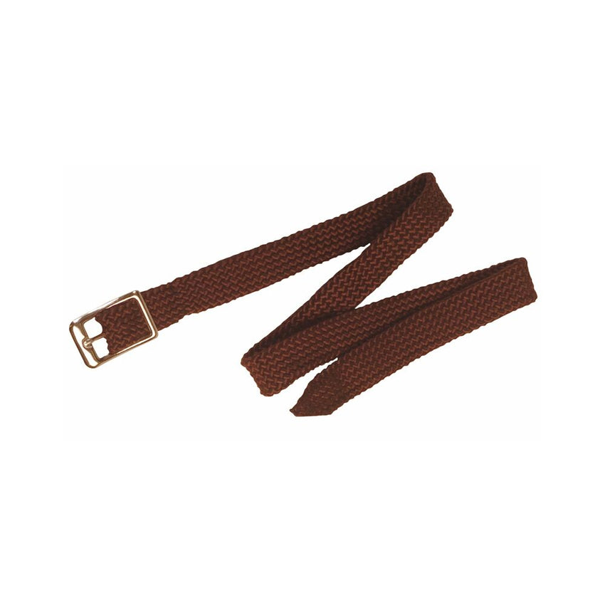 Brown Nylon Spur Straps