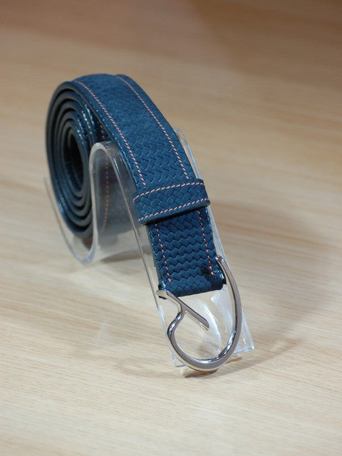 Blue Riding Belt