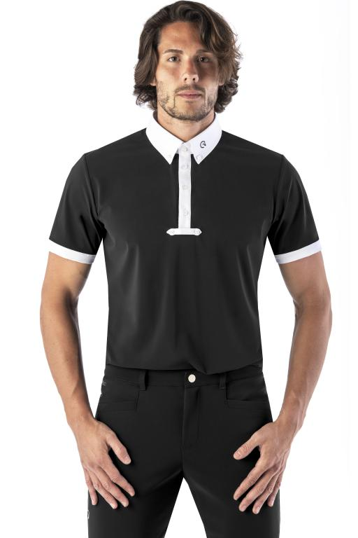 Black Mens show shirt
