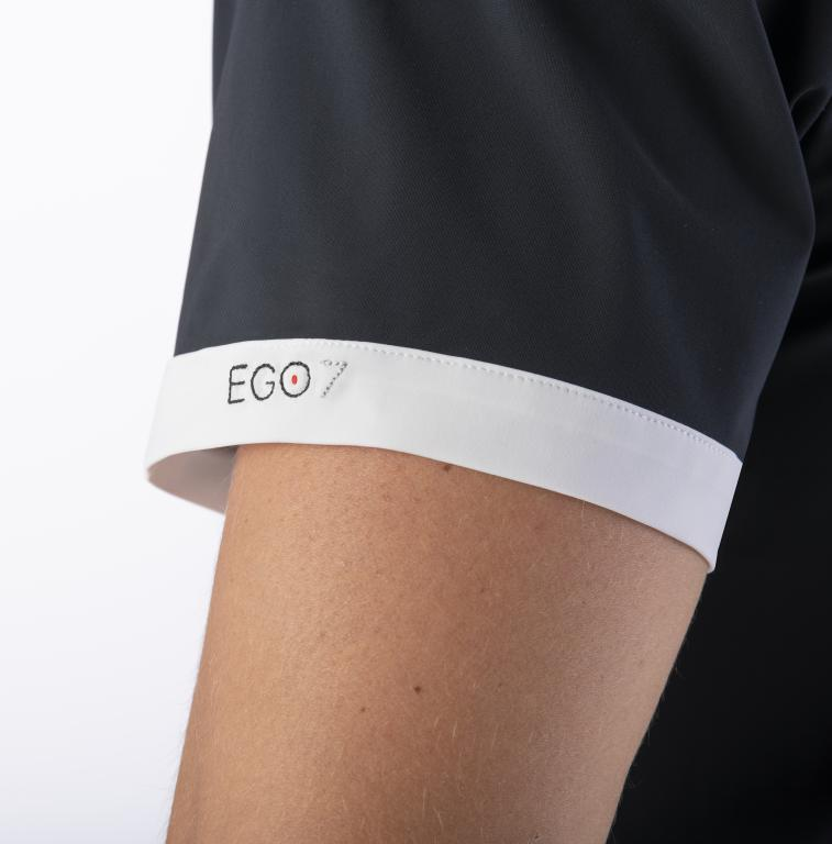 Ego7 Mens Short Sleeve Competition Shirt