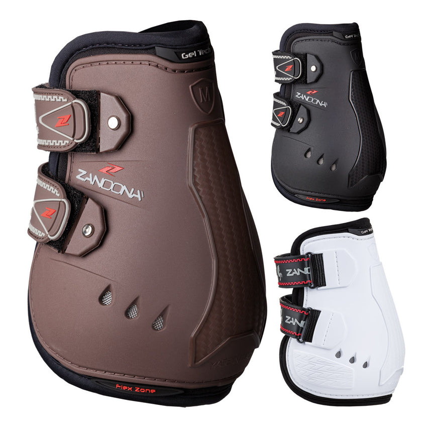Zandona Carbon Air Fit Velcro Fetlock Boots