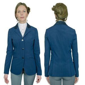 Ladies Show Jacket with Zip