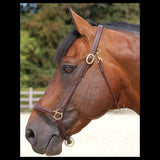 Dy'on Leather Head Collar
