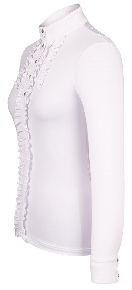 Ladies Competition Shirt Blanca