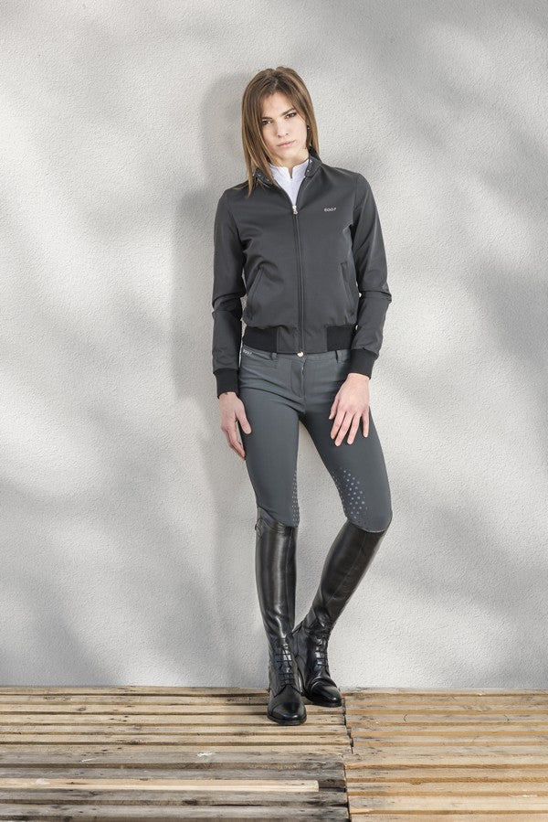 Grey Breeches with knee grip