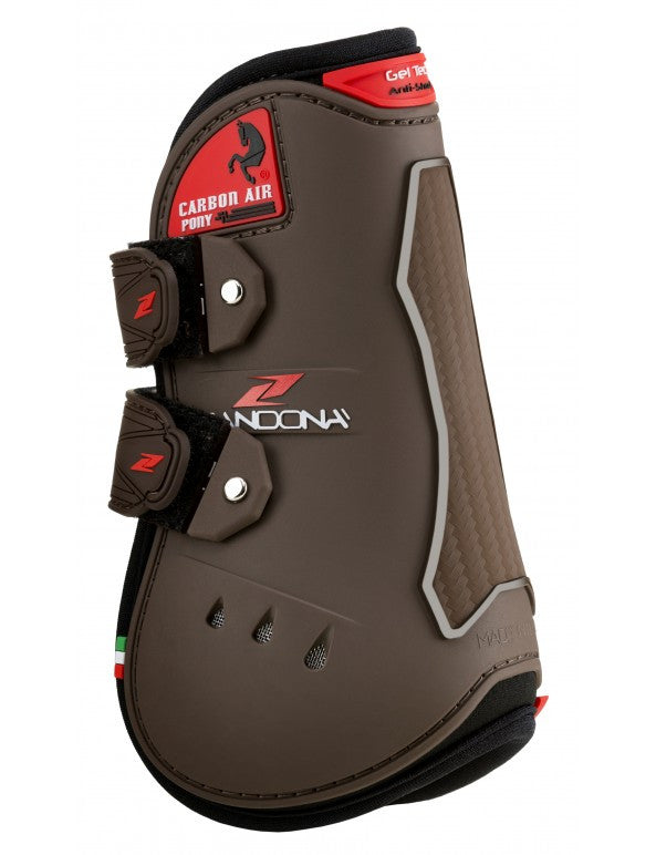 Carbon Air Pony Velcro Tendon Boots