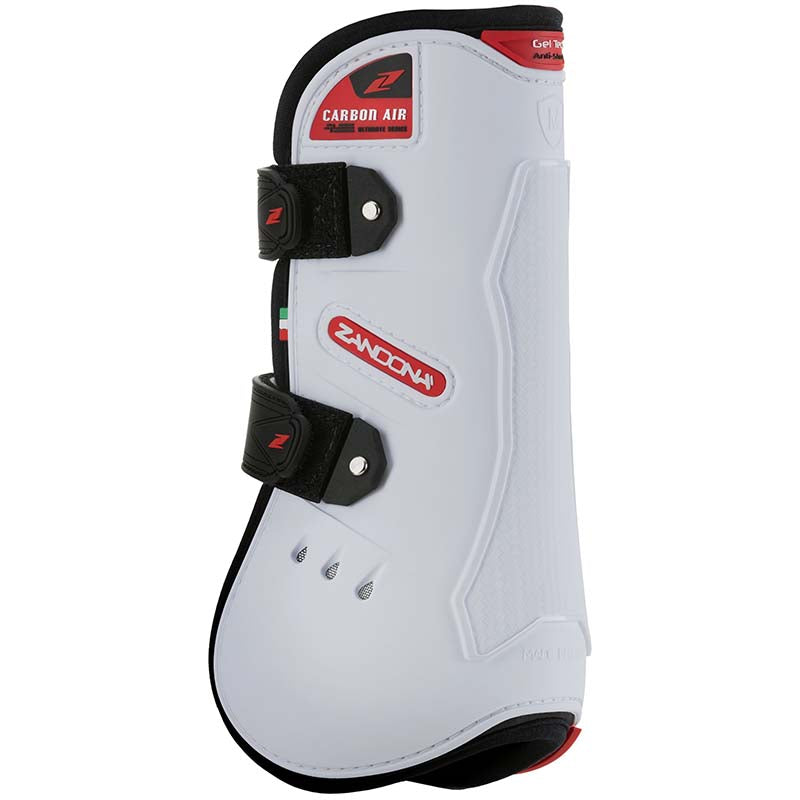 White Tendon Boots