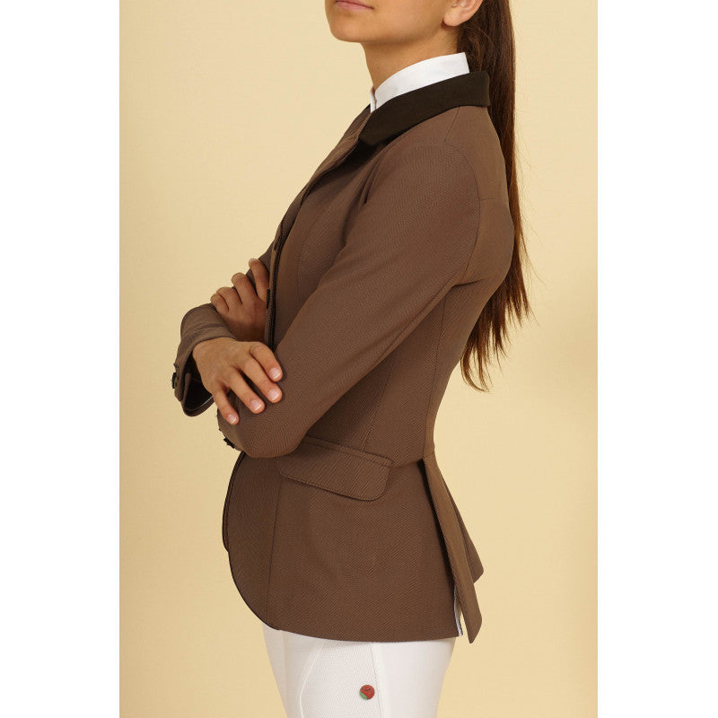 Brown Womens show jacket