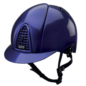 Electric Blue Helmet
