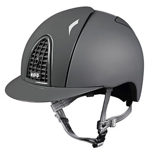 Grey Coloured KEP helmet