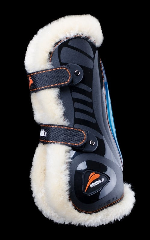 eQuick Fluffy Tendon Boots
