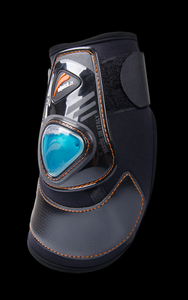 Velcro Fetlock Boots with pastern protection