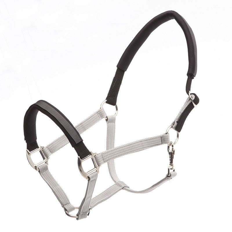Elastic Halter for sensitive horses