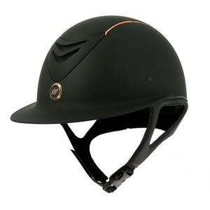 Elegance Rose Gold Helmet