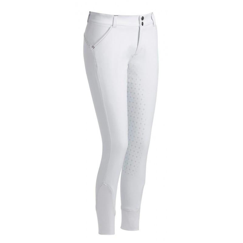White Winter Breeches