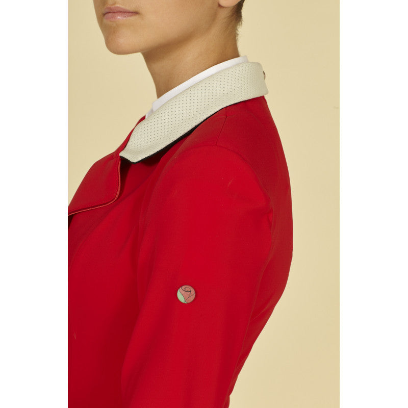 Red ladies Competition jacket