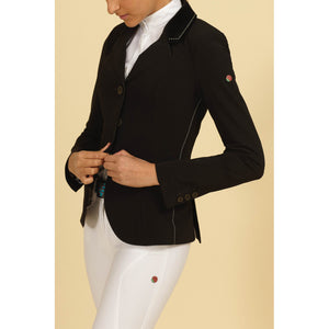 Black Ladies Competition Jacket