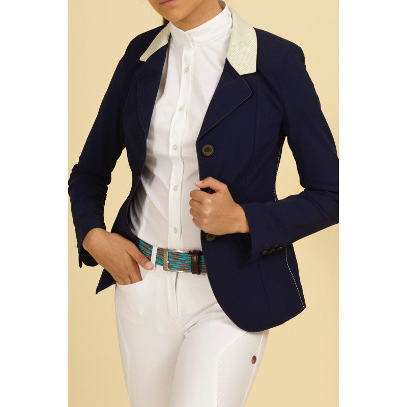 Navy Ladies Competition Jacket