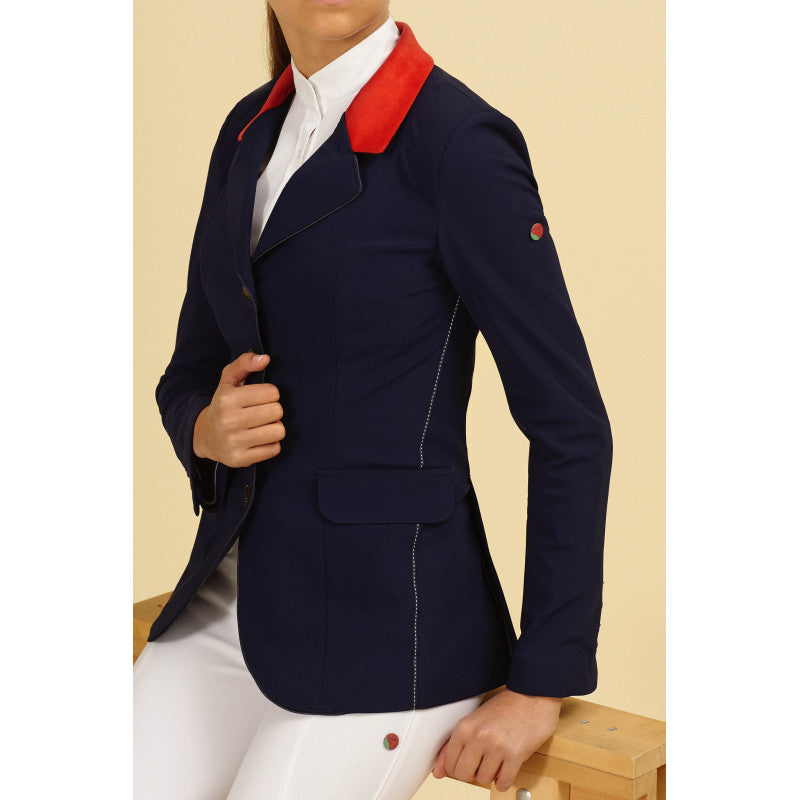 Ladies Show jacket with long arms