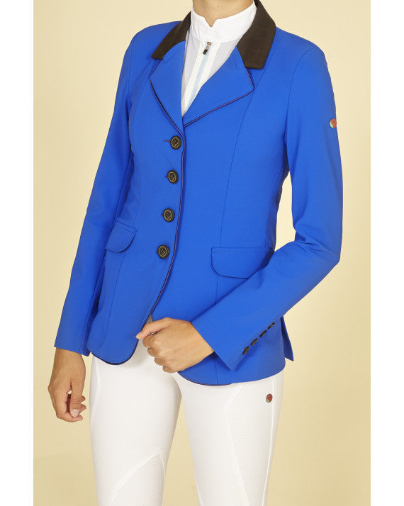 Manfredi Royal Blue Jacket